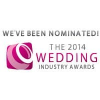 2014 Wedding Industry Award