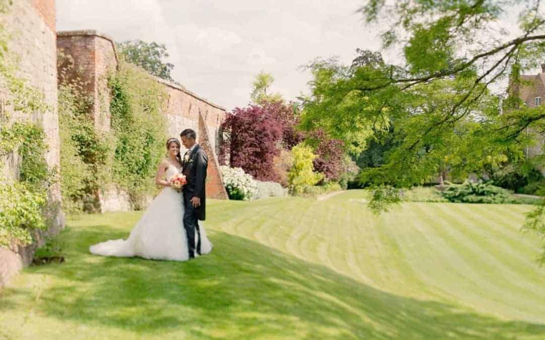 Surrey Wedding Flowers – Venue spotlight on Farnham Castle Weddings