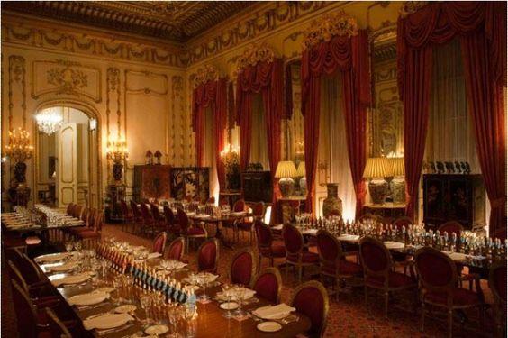 Lancaster House, London State Dinner
