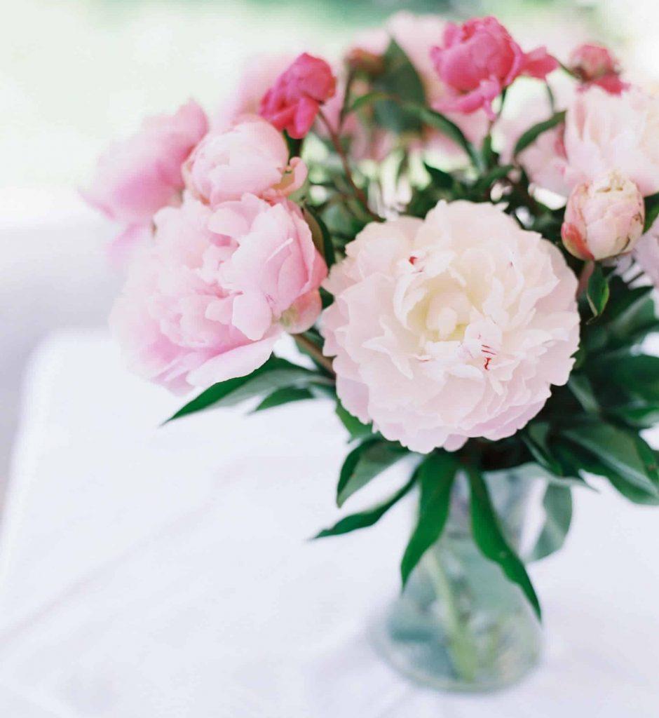Hampshire florist Vase bouquet