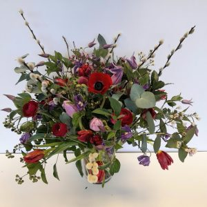 Florist choice mixed seasonal bouquet