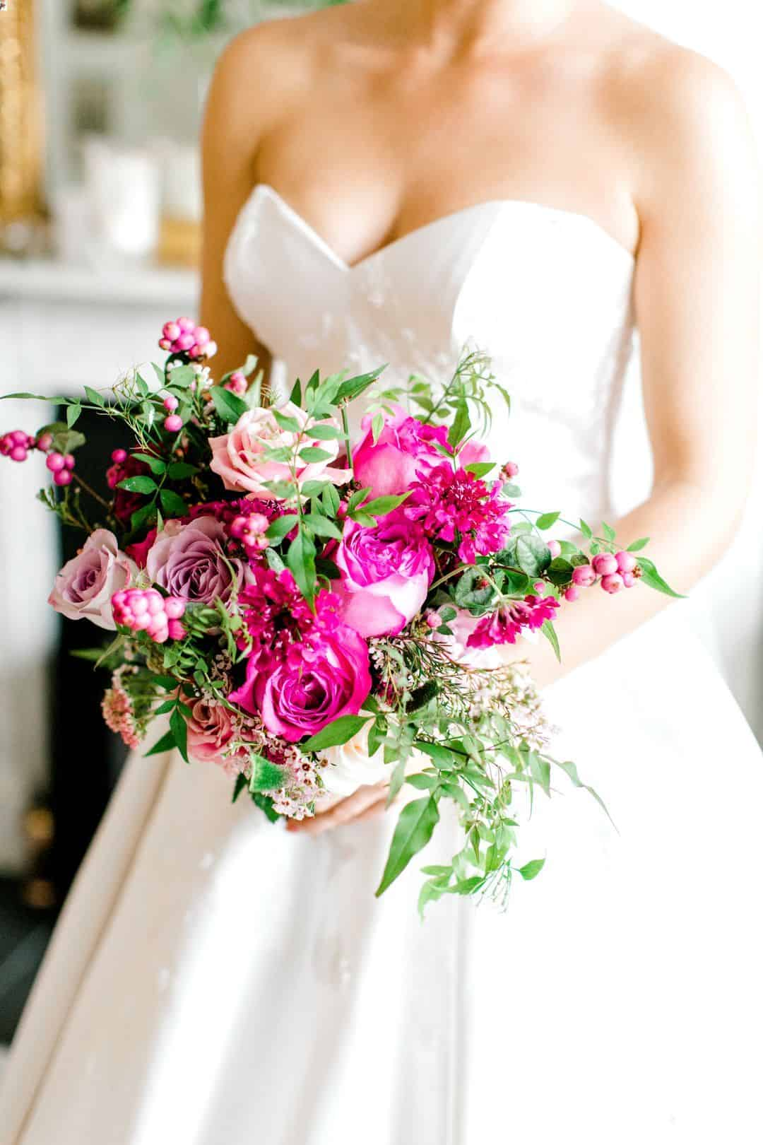 Hampshire wedding flowers